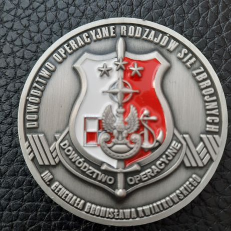 Sprzedam coin Dowódcy, Dowództwa Operacyjnego RSZ