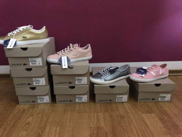 Pakiet 12par NOWYCH damskich butów LACOSTE Tommy Hilfiger