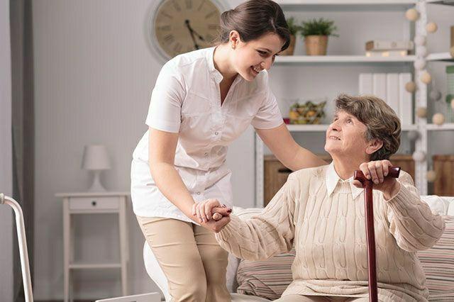 Помощь и содержание, пожилых людей,пенсионеров, инвалидов