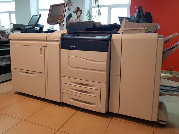 Xerox Color C60 б/у 67т. страниц