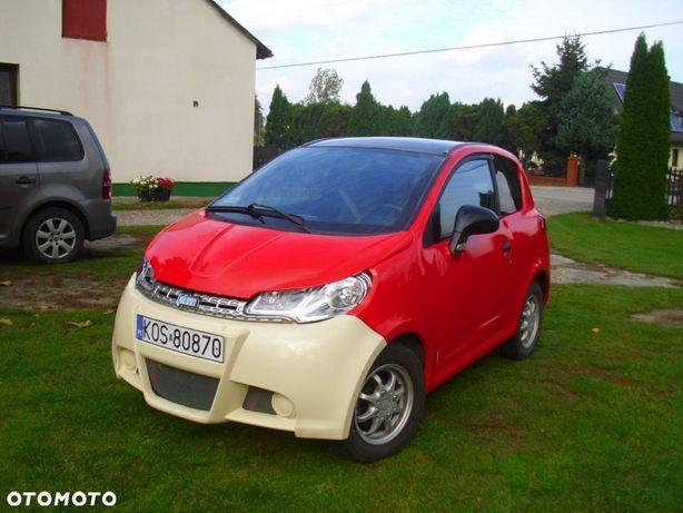 Aixam City Microcar Ligier JDM Roxsy 2012r. yanmar diesel zarejestrowany W Polsce