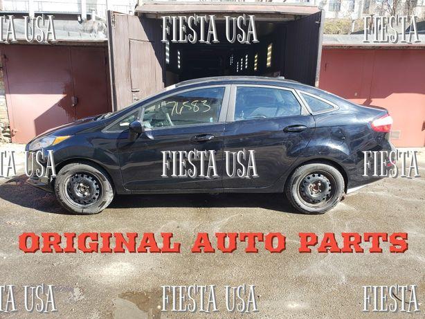 Запчасти Форд Фиеста мк7 США Разборка Ford Fiesta 1.6 mk7 USA седан
