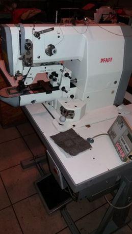 Maszyna do szycia Ryglówka Pfaff z polem szycia220V Durkopp Adler Juki