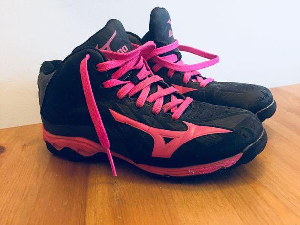 Buty sportowe /górskie / dziewczęce / jesienne Mizuno r.34,5