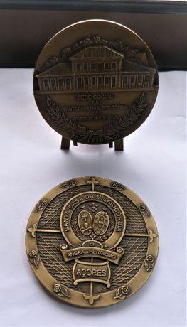 """Medalha""""Santa Casa da Misericórdia de Angra do Heroísmo"""""""