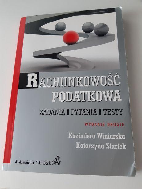 Rachunkowość podatkowa K.Winiarska,K.Startek