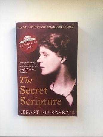 Книга на английском The Secret Scripture by Sebastian Barry