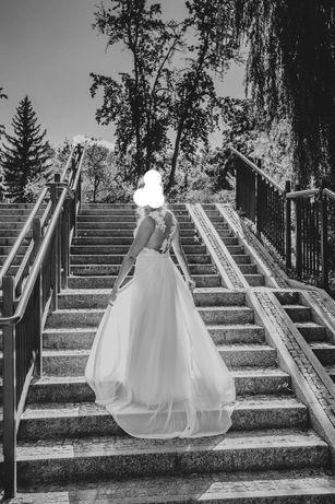 Suknia ślubna  Sposabella Vanilla Sposa rozm.36/38
