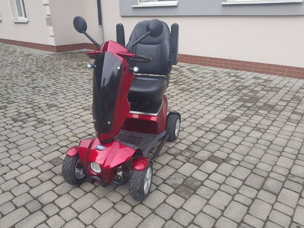 skuter wózek inwalidzki elektryczny vita litte