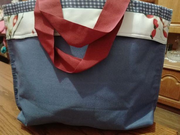 Modne torby na zakupy