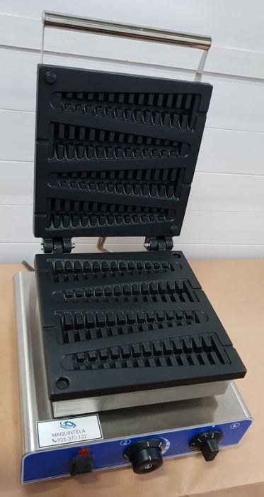 Maquina Industrial de Waffles em Espetos NOVA Gouveia - imagem 1