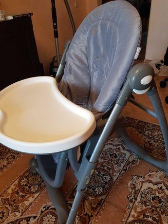 Продам стульчик для кормления geobi