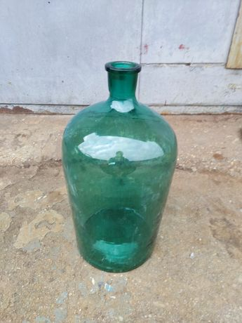 Бутыль на 20 л литров СССР советский стеклянный бутыль стеклянный