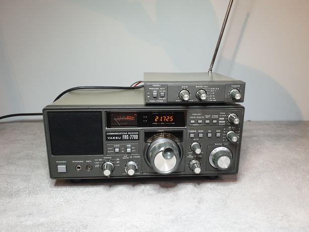 Yaesu FRG 7700, FRA 7700 - ODBIORNIK KF SSB CW + aktywna antena 30MHz