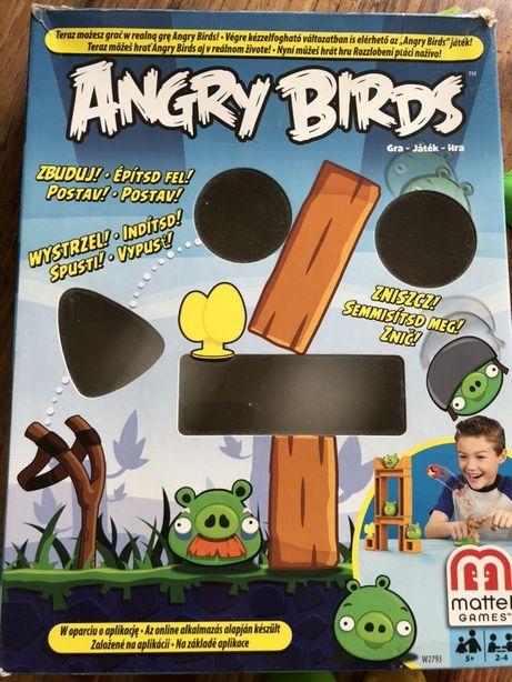 Gra angry birds dobra zabawa na długie godziny! Zręcznościowa! komplet