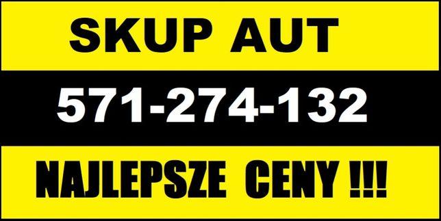 Skup Aut Skup Samochodów Lębork, Słupsk,Sierakowice do 200 km
