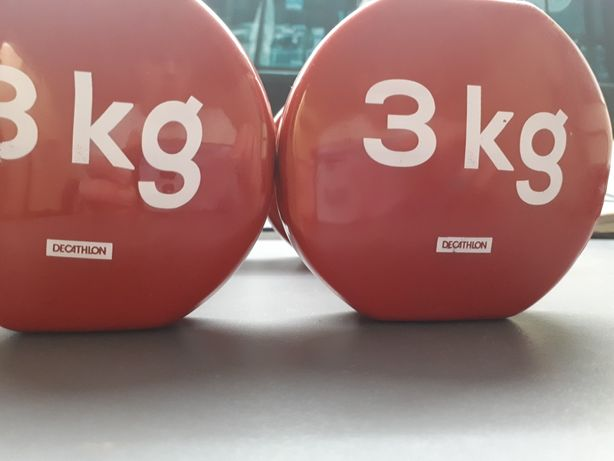 Ciężarki domyos 3 kg