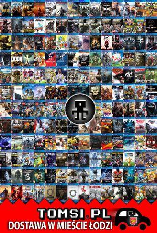 [Tomsi‼️pl] Sprzedam gry na PS4 PS5 PlayStation 4 5 XBOX PS3