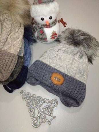 Зимня шапка Кідс