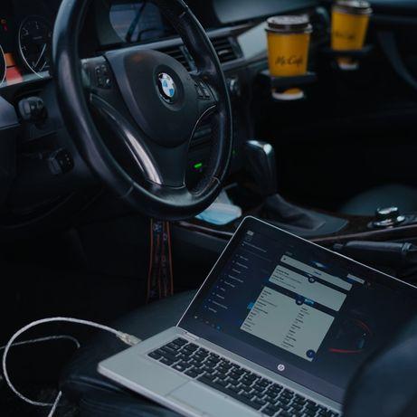 BMW chip tuning skrzyni biegów xHP Stage 1 2 3