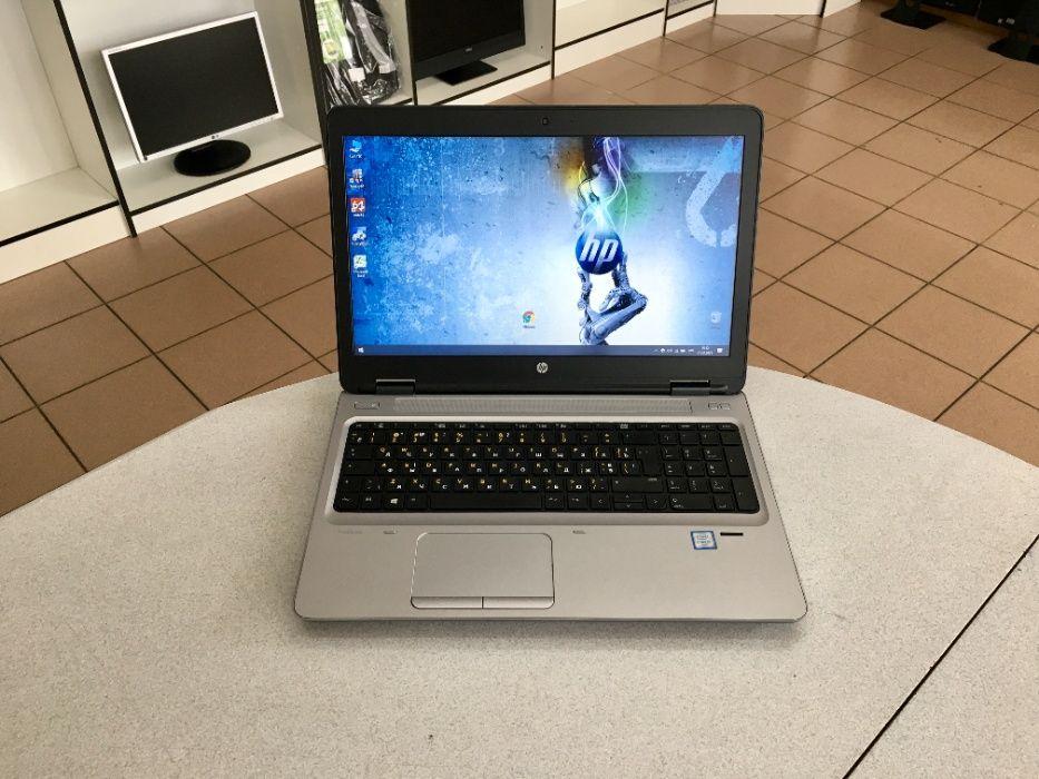 "Ноутбук HP ProBook 650 G2 i5-6200U/4GB/SSD 120GB(новий)/15.6""/Win10L Владимир-Волынский - изображение 1"