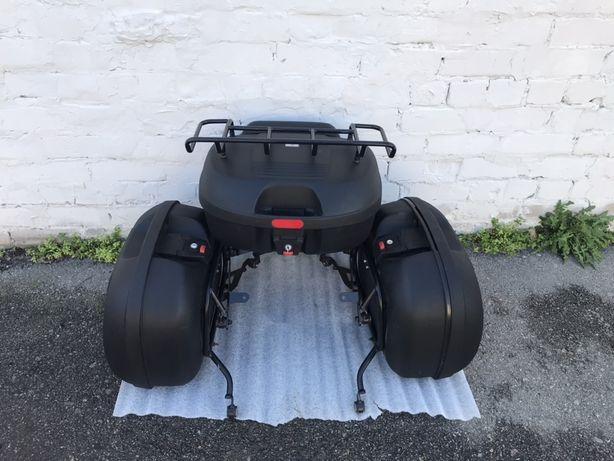 Suzuki v-Strom, Dl1000, кофр, Givi