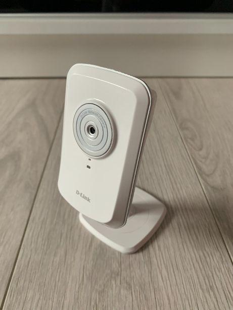 Bezprzewodowa kamera sieciowa D-Link