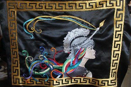 Вишивка, дизайни для вишивальних машин,прапори з вишивкою,шеврони