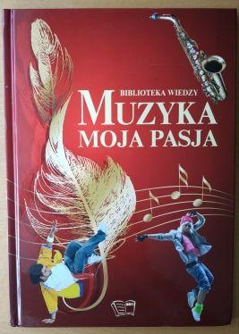 Muzyka moja pasja - Paciorek Ewa, albumowy duży format