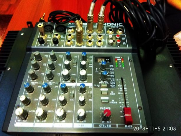 Микшерный пульт Phonic AV 240D
