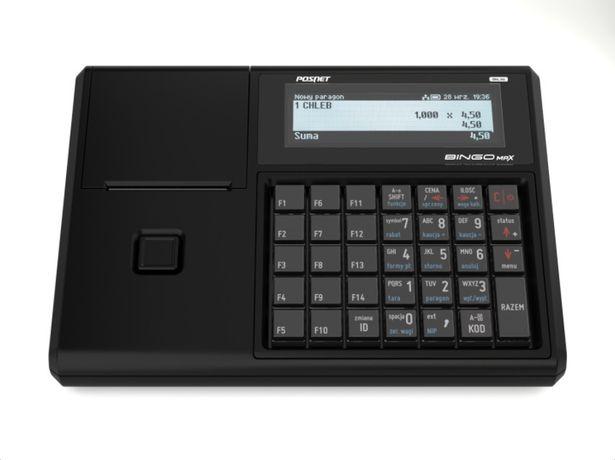 Kasa fiskalna Posnet BINGO MAX ONLINE - autoryzowany dealer