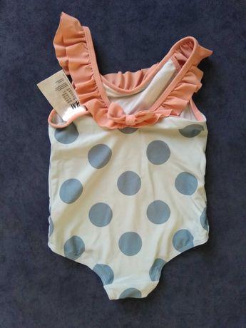Новый Купальник плавки девочка 1,5 2 года 86 92 H&M Zara next