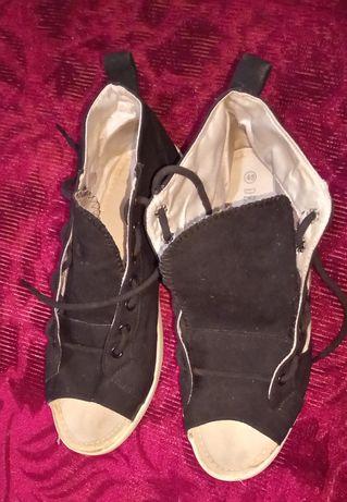 Летние босоножки -туфли