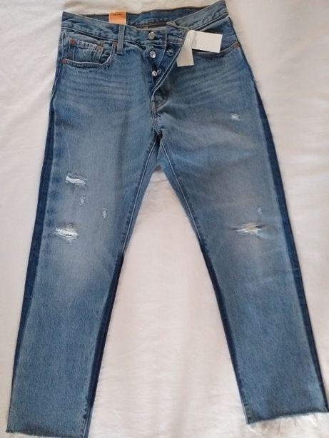 Spodnie damskie Levi's 501 W 28 L 28