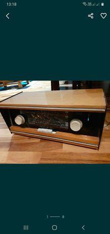 Stare radio lampowe Relax II z lat 60.