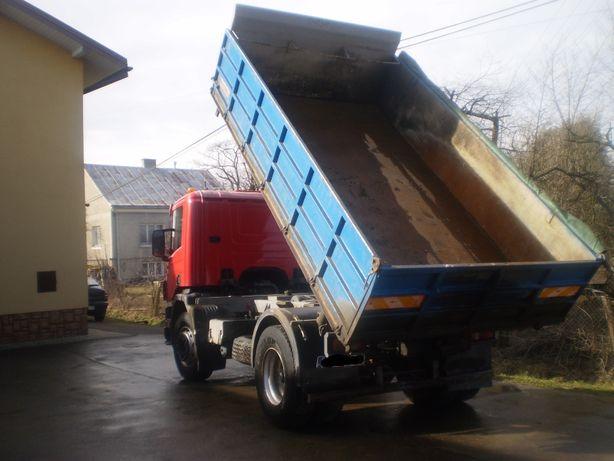 Sprzedam samochód ciężarowy wywrotka marki scania 94 D 4x2