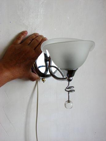 Бра (настенный светильник)