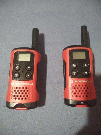 Sprzedam walkie-talkie Motorola