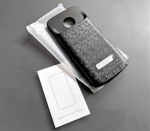 Moto G6 Newdery 4000mAh Новый чехол батарея аккумулятор case Battery