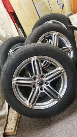 Koła VW Tuareg 7 + Good Year 265/50 R19 letnie