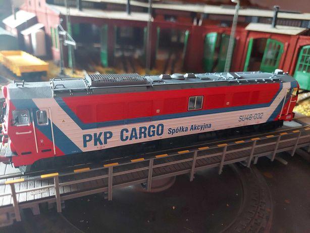 HO H0 Piko 52866 SU46-032 PKP Cargo, nowa