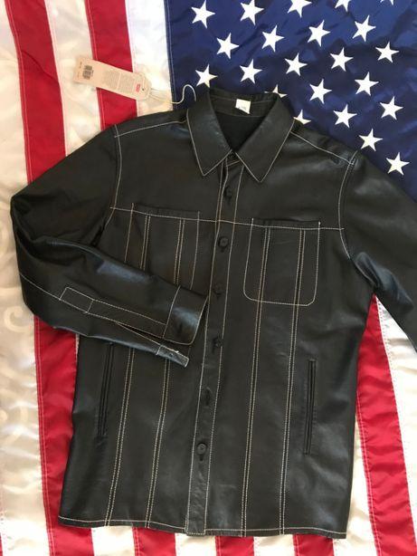 Куртка Barcelino кожа (USA-San Francisco)