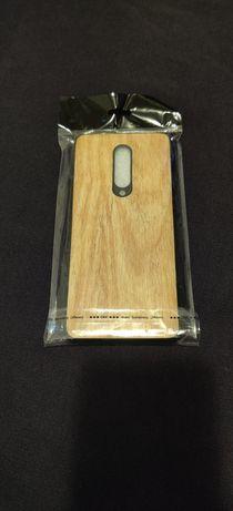 Capa One Plus 7 Pro padrão de madeira