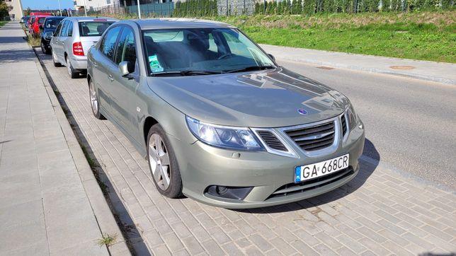 Saab 9-3 2.0t SS Vector, benzyna