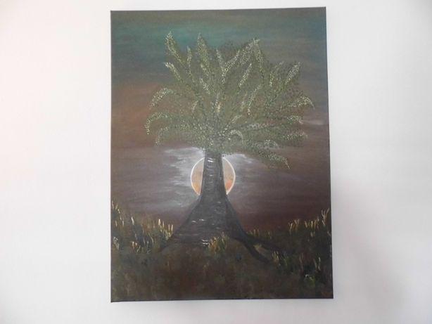 Obraz akrylowy. Wymiary : wys.80 x szer.60 cm. Malarstwo abstrakcyjne