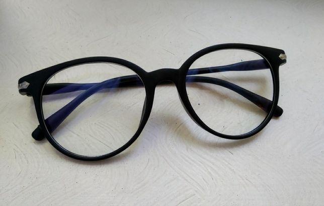 Очки для компьютера, имиджевые очки