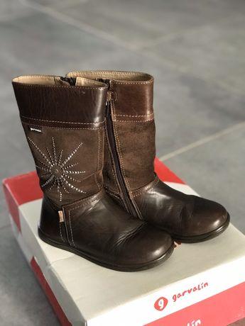Демисезонне взуття.  Взуття для дівчинки.  Чоботи Garvalin.