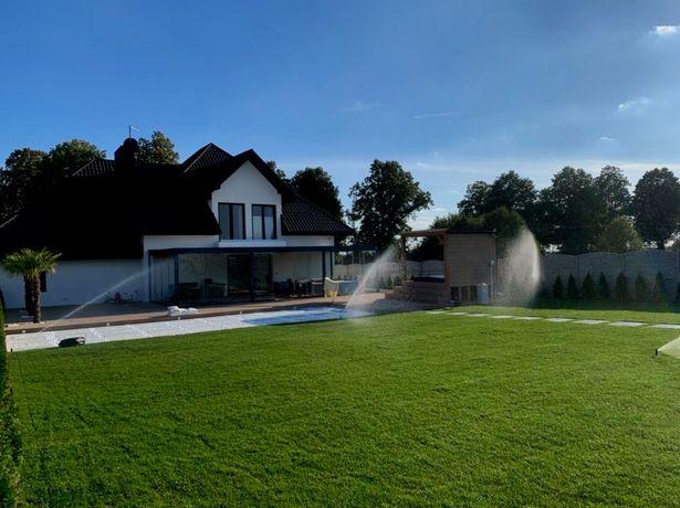 nawodnienia, nawadnianie ogrodu trawnika automatyczne systemy nawadnia