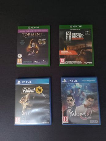 Gry PlayStation 4 ,Xbox one