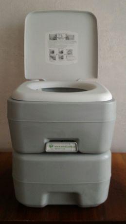Портативный туалет .